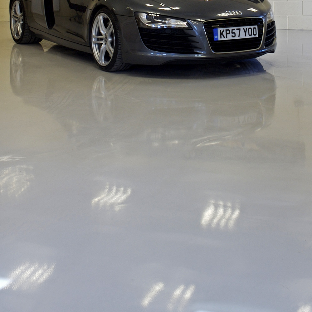 Rfc Resin Garage Floor Coating Kit