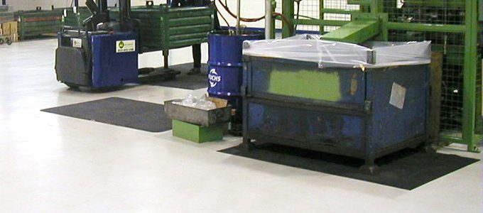 Cleaning Procedures for Epoxy and Polyurethane Resin Flooring Systems