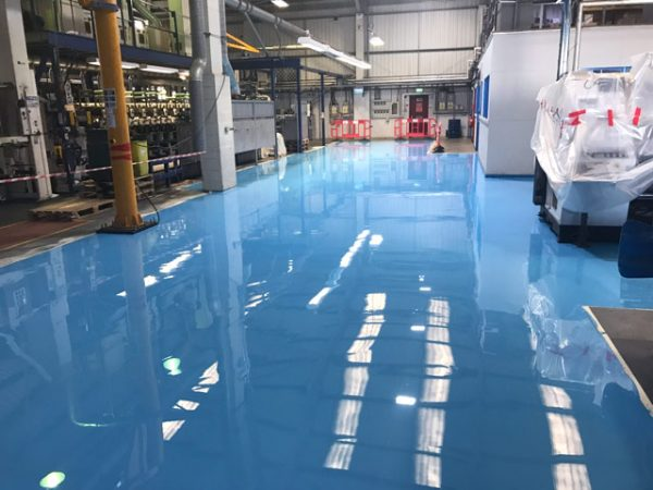 Pumaflow installed in production facility